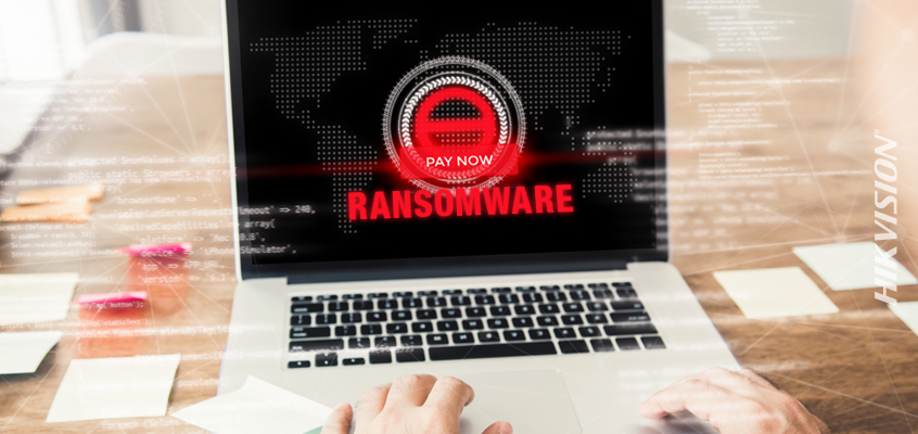 Hikvision HikWire blog article Ransomware, Security Concerns, Target Operational Technologies