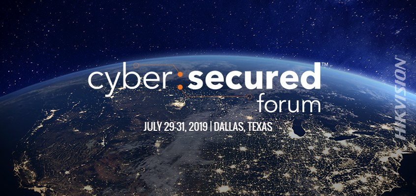 SIA Unveils Details for its 2019 Cyber: Secured Forum in Dallas