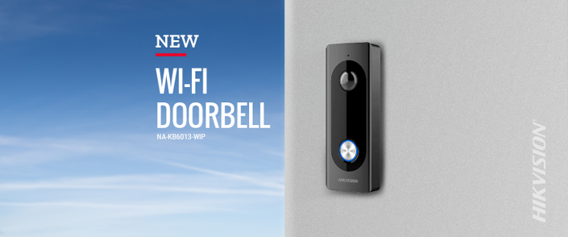Hikvision Launches New Video Doorbell Camera Hikvision