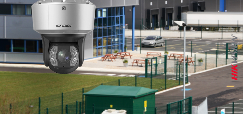Hikvision HikWire blog article Protect Your Property Perimeter with Hikvision Solutions: Offering a Wide Array of Cameras to Mitigate Incidents for Buildings & Facilities