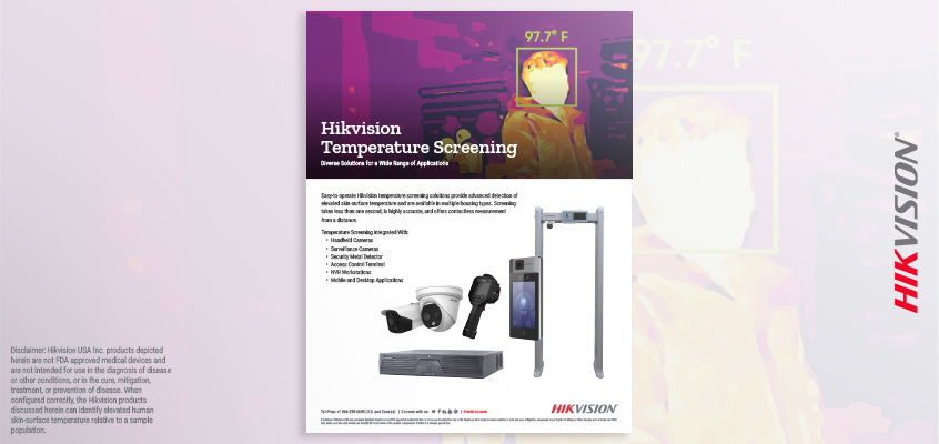 Hikvision HikWire blog article online HAT brochure