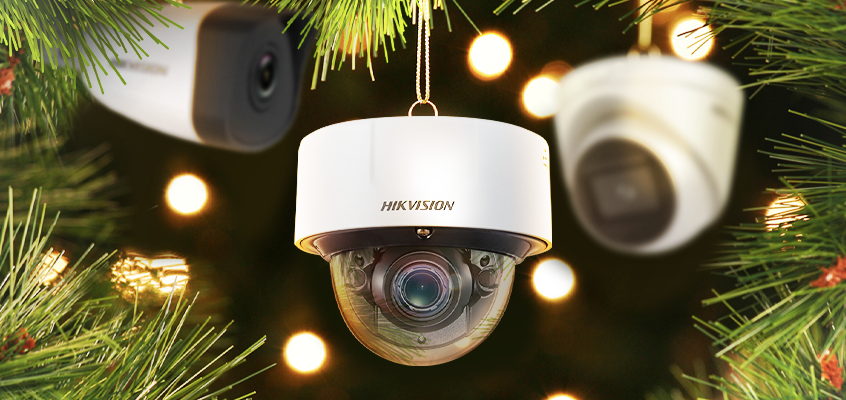 Hikvision Wishes You a Happy Holiday Season and Prosperous New Year