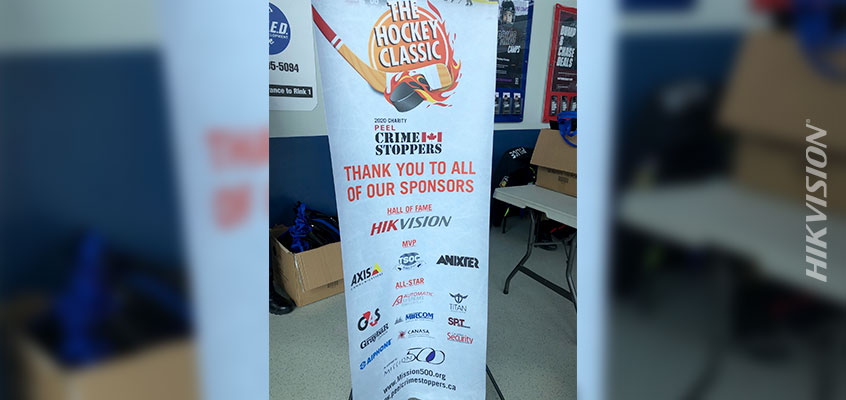 Hikvision HikWire blog article Mission 500 Hockey Classic