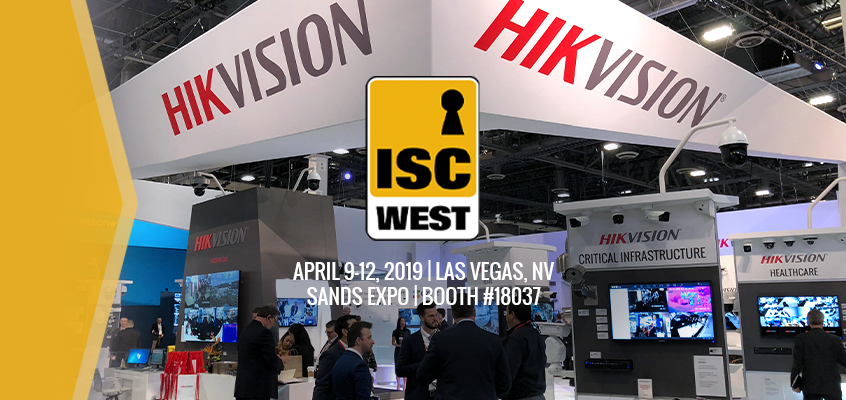 Hikvision's Innovative Technology, Focus on Customer Success at ISC West 2019 Highlighted in SecurityInformed.com Article
