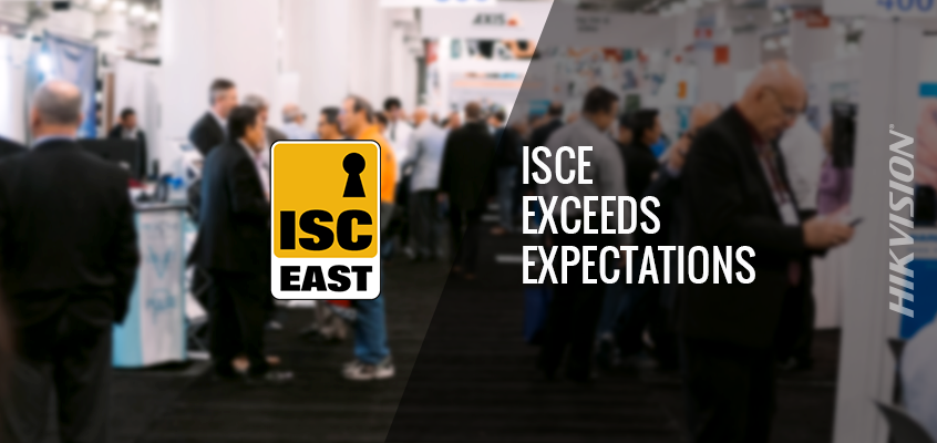 Hikvision's ISC East Exhibit Booth Bustled with Customer Meetings and Partner Activity