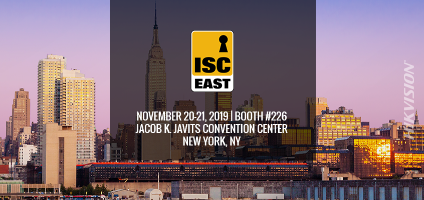 Hikvision HikWire blog article ISC East 2019