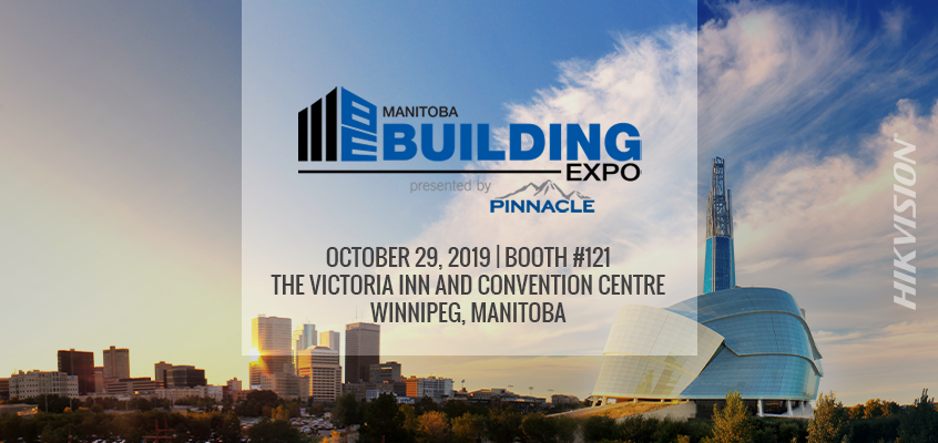 Hikvision HikWire blog article Manitoba trade show expo