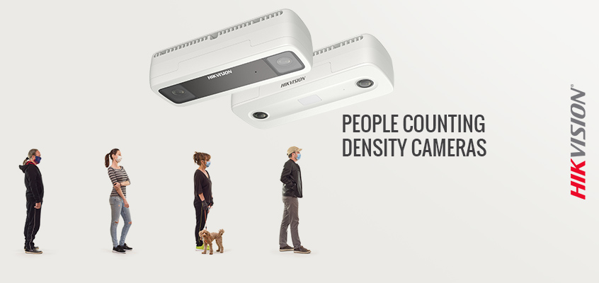 Hikvision HikWire blog article Dual-Lens People Counting Density Cameras