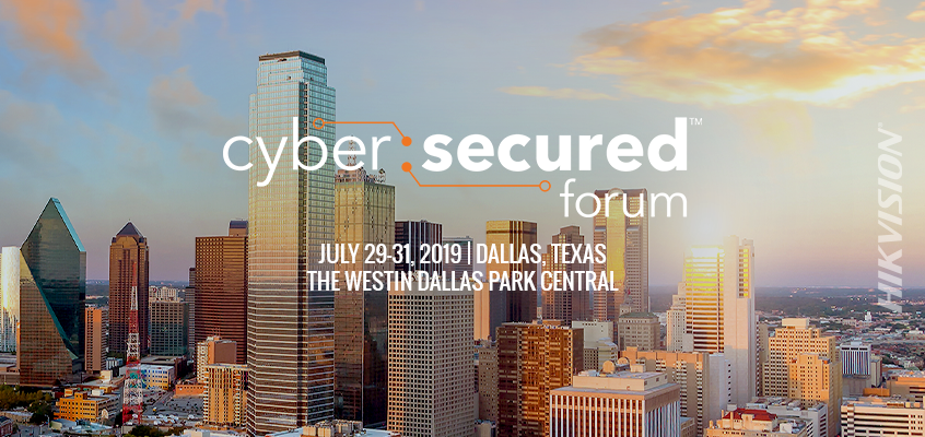 SIA Opens Registration for 2019 Cyber: Secured Forum