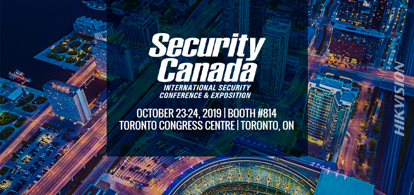 Hikvision HikWire blog article Security Canada Central event