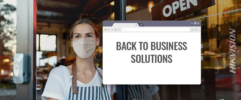 Hikvision HikWire blog article Back to Business
