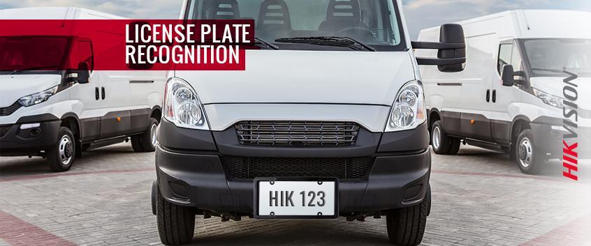 Hikvision HikWire blog article License Plate Recognition (LPR) Technology: LPR White Paper