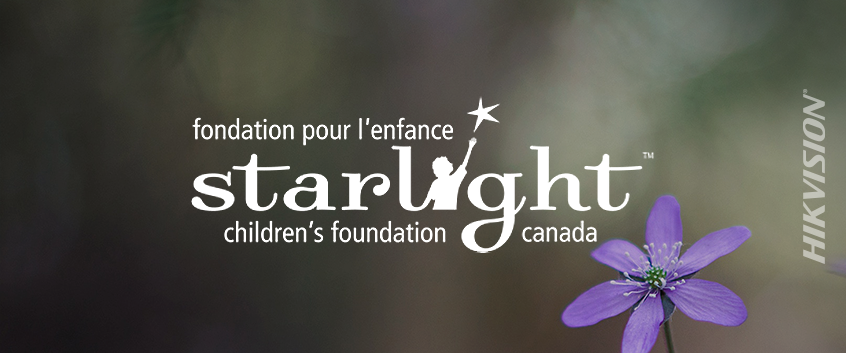 Hikvision Canada Sponsors Table, Participates in 24th Annual Gala for Starlight Children's Foundation Canada
