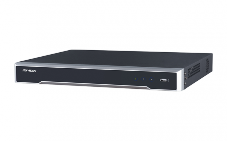 4k Plug And Play Network Video Recorder With Poe
