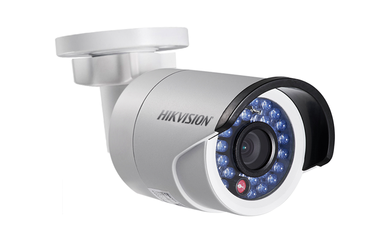 2 Mp Icr Infrared Network Bullet Camera Hikvision Us