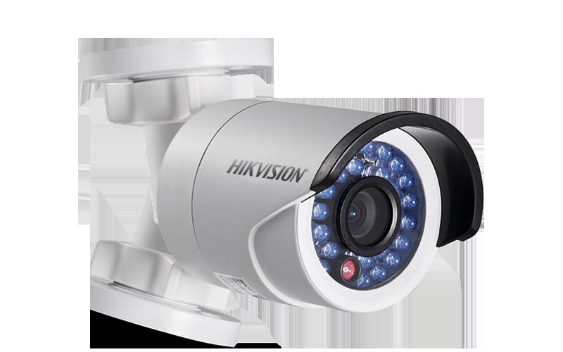 3MP IR Bullet Network Camera | Hikvision US | The world's largest video surveillance manufacturer