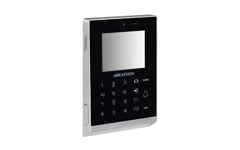 Standalone Access Control Terminal | Hikvision US | The world's
