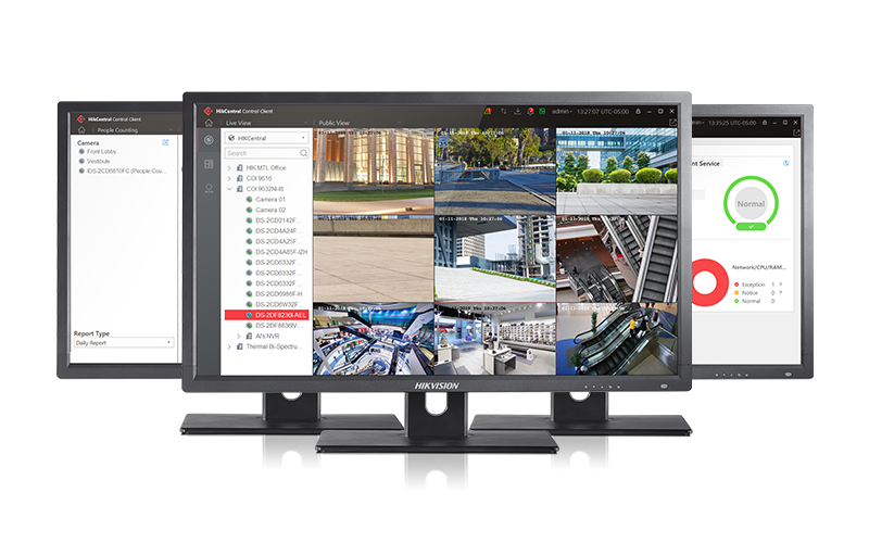 Central Management System Hikvision Us The World S