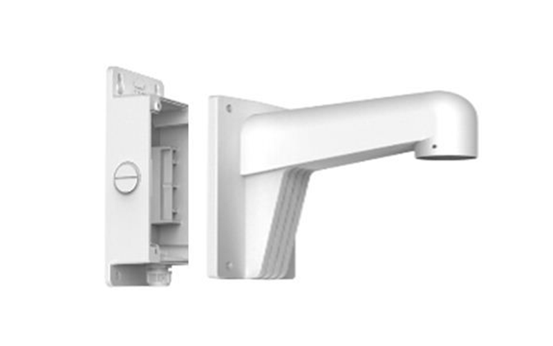 Wall mount with junction box - Short | Hikvision US | The